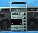 Hitachi cx-w800 cd 3d. panasonic rx-ed77 cd. sony.