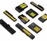 Nešiojamų kompiuterių baterijos