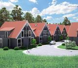 Dviejų kambarių apartamentai naujai statomame