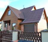 Olandiško aukciono būdu parduodamas namas