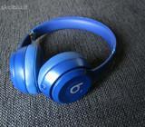 Mėlynos Beats originalios ausinės