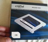 Crucial Mx200 SSD 1tb 3metu garantija gamintojo