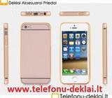 iPhone 5/5S metalinis dėklas telefonui