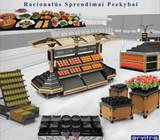 Maisto Gamybos ir Šaldymo Įranga - Arvitra