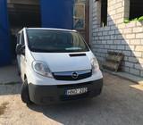 Opel Vivaro, keleiviniai iki 3,5 t
