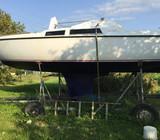 Maxi 77 jachta iš Švedijos