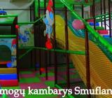 Naujas didelis vaikų pramogų kambarys Kaune !