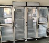 Šaldytuvas vitrina