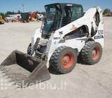Babcat S250 nuoma su operatorium nuo 20€/val