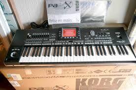 Korg Pa3x 61 sintezatorius