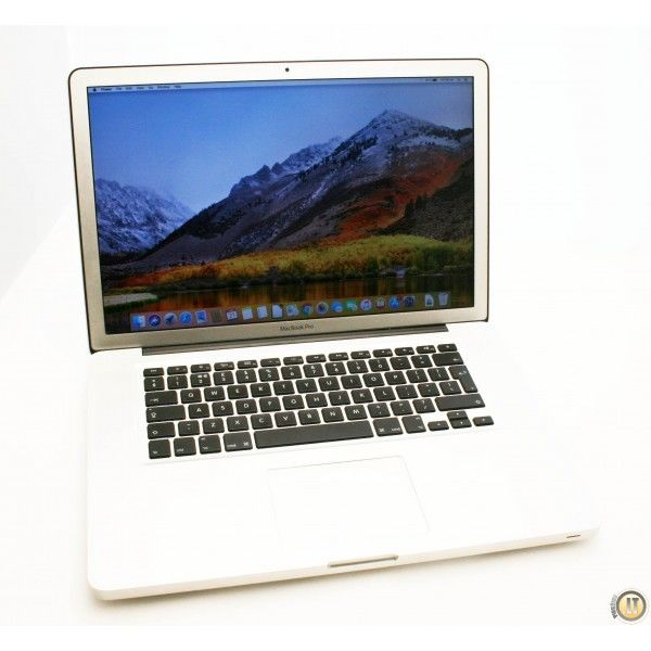 APPLE MACBOOK PRO LATE 2011 A1286, 15.4