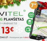 NAVITEL T700 3G + Navigacija IGO / NAVITEL+TELEVIZIJA Android OS, 7