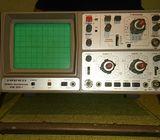 Oscilografas HAMEB