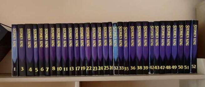 Pirkčiau Stephen King knygas