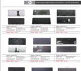 Įvairių nešiojamųjų kompiuterių klaviatūros, klaviatūra, mygtukų keitimas, remontas, pardavimas