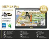 IHEX navigacijos